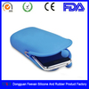 Fashion silicone cellphone pouch