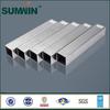 Welded Seamless Stainless Steel Square Pipe, Rectangular Steel Tube