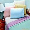 Poly 50% Cotton 50% hospital bed sheet set fabric