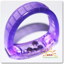 Cool LED flashing bracelets New Year party favor Shenzhen