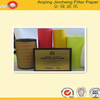 new product Acrylic resin auto oil filter paper for light duty filter