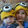 minion beanie baby hat