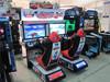 GM31 Worldwide game center car racing video games machine