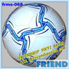sporting soccer balls goods promotion cheap leather footballs