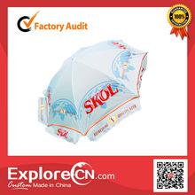 High Quality Promotional Beach Umbrella