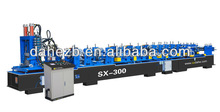High quality Purlin CZ interchangeable facility cold rolled steel c channel with high efficient punching and cutting