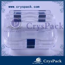 Clear Plastic Denture packing dental instrument box