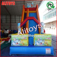 inflatable arch slide inflatable super slide inflatable toboggan slide