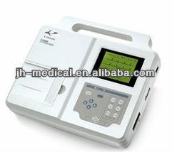 portable digital ecg heart monitor 3 channel JH-300