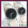 Zinc alloy couple quartz watches, pair watches,african watches