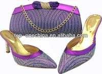 Latest latest italian shoes purple shoes and matching bags