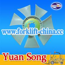 Forklift Parts Fan Blade in Guangzhou