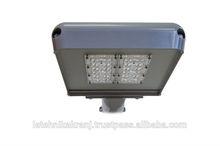 ENEC certified LED street light, Installation on pole or bracket, 30W, 3320lm, 1-10V dimming