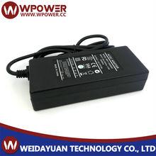 220v to 12v adapter for lcd 12v 8a (adapter 220v 12v EU US UK plug with C6 C8 C14 coupler CE FCC SAA C-Tick RoHS UL certificates
