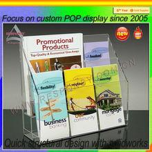 A3,A4,A5 acrylic portable brochure holder