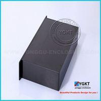 aluminum portfolio box aluminum beauty box