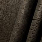 Buffalo crust for shoes