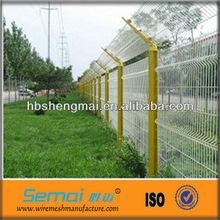 High Quality PVC Coated Triangle Fence