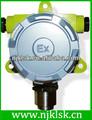 Tóxicos y de oxígeno sensor de gas combustible/transmisores