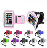Gym Running Arm Cell Phone Holder for iPhone 5 5S, Sports Armband Case Jogging Arm Band Protective Mobile Phone Bags Pouch