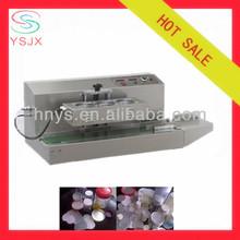continuous induction aluminum foil sealer