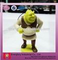 Personalizada figuras de acción; plástico de figuras de acción; shrek figuras de acción juguetes