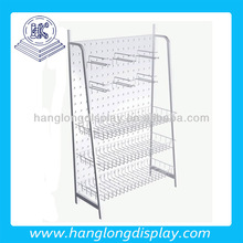Retail Shop 4 tier candy display rack