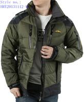 men hood outdoor sports duck down jacket/coat/overcoat