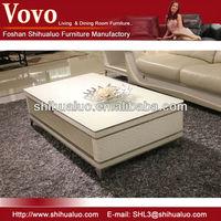 Living Room Furniture Modern Design Glass Top Center Table AL-0576