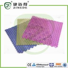 Titanium surgical mesh surgical mesh