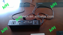 CEC function ,5VUSB ,one HDMI cable ,one power cable wall plate for hotel