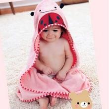 baby hooded bath towels animal baby towels