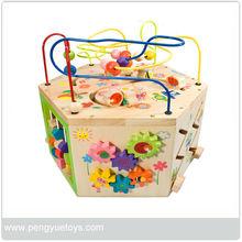 educational preschool wooden wholesale used toys
