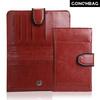 Folio wallet leather case for ipad mini retina paypal accept