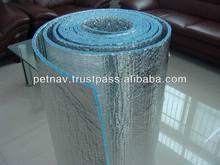 wholesale stock bubble aluminum foil insulation