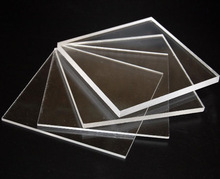 100% New Virgin Transparent Extruded Acrylic Sheet Factory