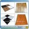 Event dance floor Black & White outdoor flooring board