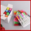 6mm chisel tips set of chalk paint markers PACKOF6/8/10