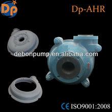China Horizontal Centrifugal Slurry Pump corrosion resistant