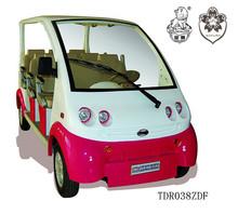 3500W 4 wheels electric vehicle ckd