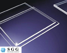 3-19mm low iron toughened glass for table top