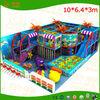 Professional manufacturer children indoor playground slides