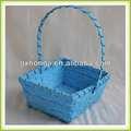 Barato de bambu cesta de casamento decoração