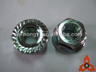 high quality plain hexagon nut m16 nut press nuts fasteners