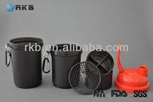 16OZ Leak-proof BPA Free Sports Power Drinking Bottle (SHK-004)