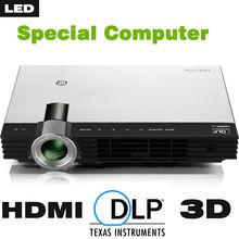 DLP 1080p projector cinema projector 3d professional