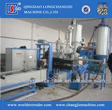 pet strap production line/100% recyle pet straps machine/pp straps production line