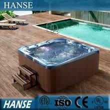 HS-593Y europe garden spa hot tub/mini spa pool hot tub/sex body massage spa