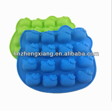 custom non-toxic eco-friendly silicone ice tray