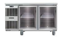 Display refrigerator for supermarket